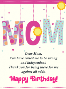 online card for mom1
