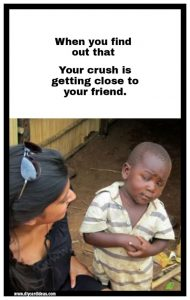 skeptical African Kid memes pictures